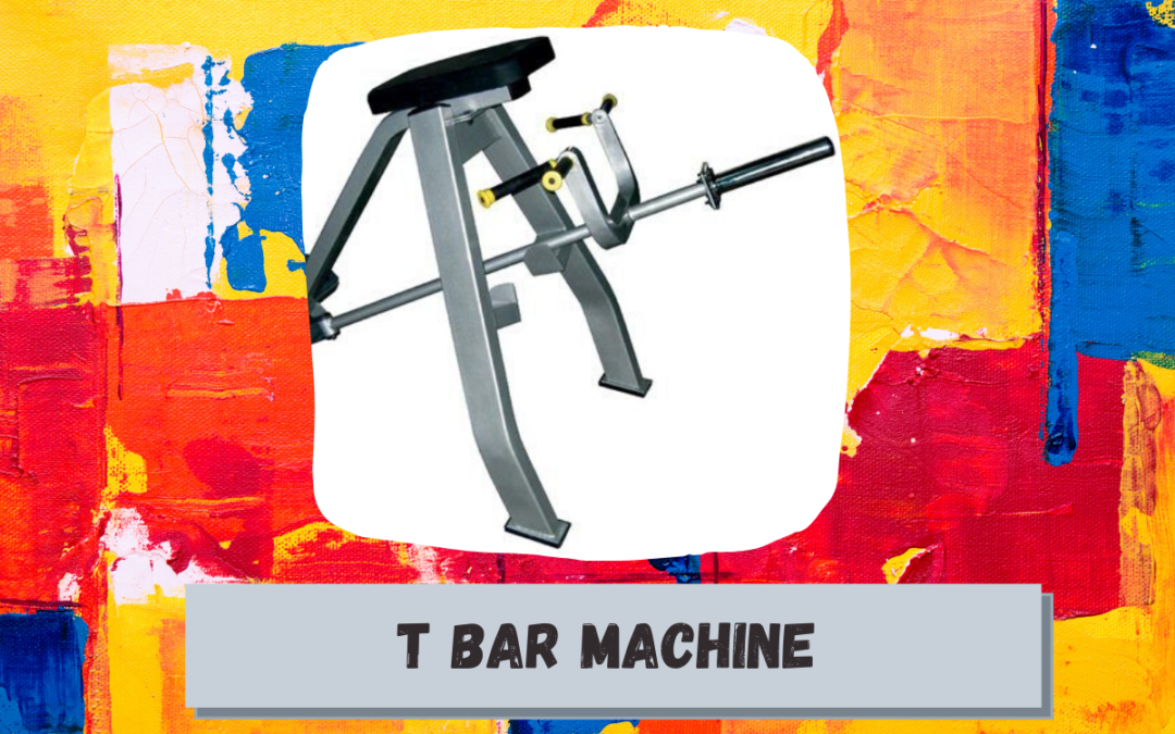 T Bar Machine