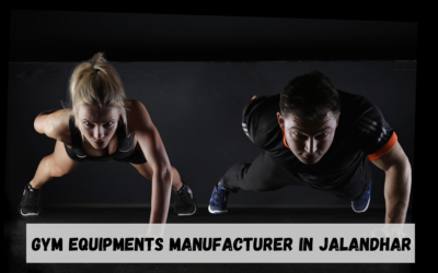 Best Gym Equipments Manufacturer in Jalandhar, Punjab