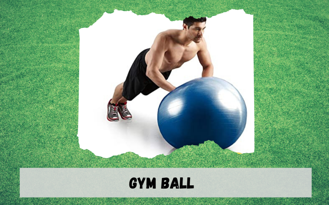 Gym Ball Price, Benefits, Exercises, Manufacturer in India