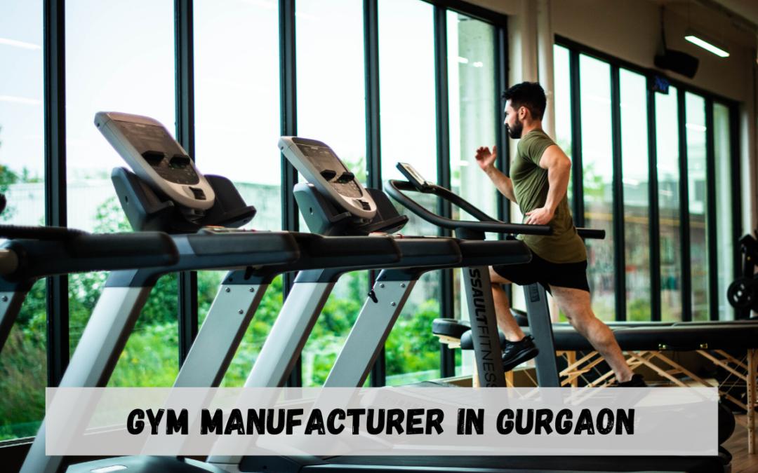 Best Gym Manufacturer in Gurgaon,Haryana