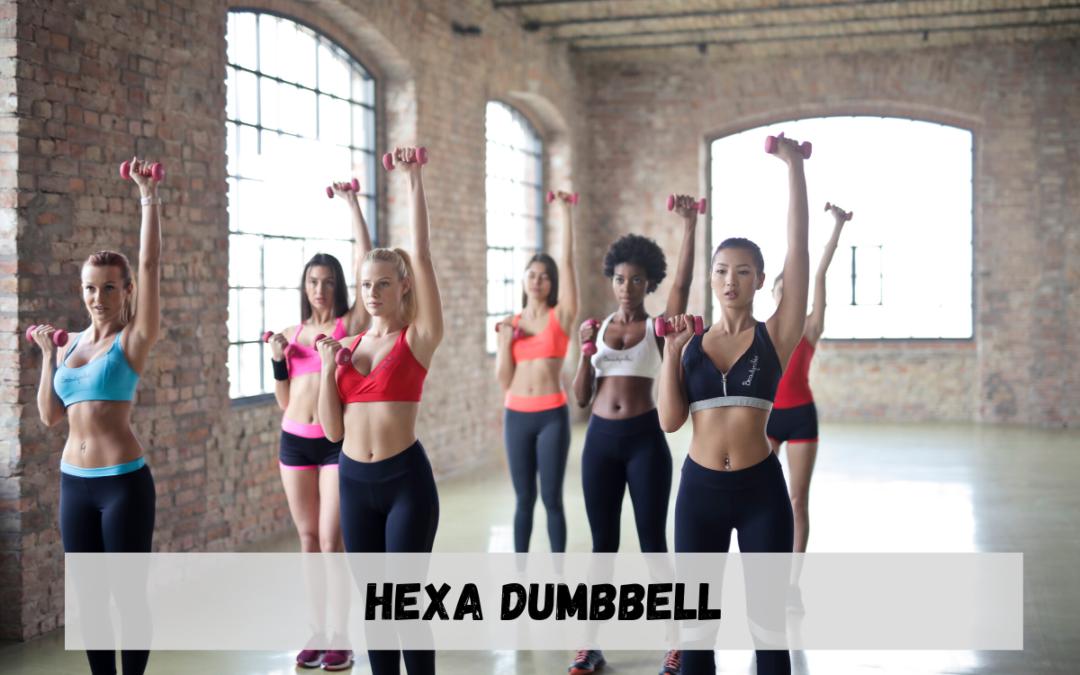 Hexa Dumbbell Price, Types, Manufacturer in India
