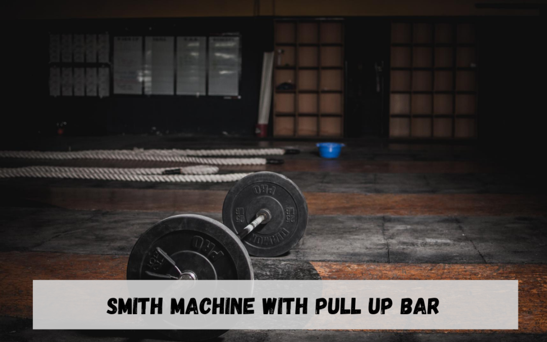 Smith Machine With Pull Up Bar Price, Benefits, Exercises, Manufacturer