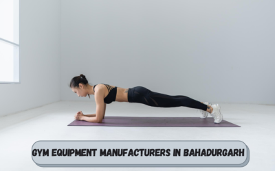 Best Gym Equipment Manufacturers in Bahadurgarh