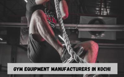 Best Gym Equipment Manufacturers in Kochi
